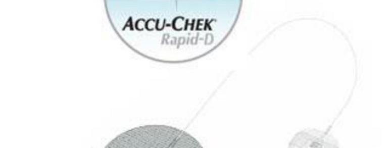 """ACCU-CHEK Rapid D 6mm 60cm 24"""" 15 EA Box"""