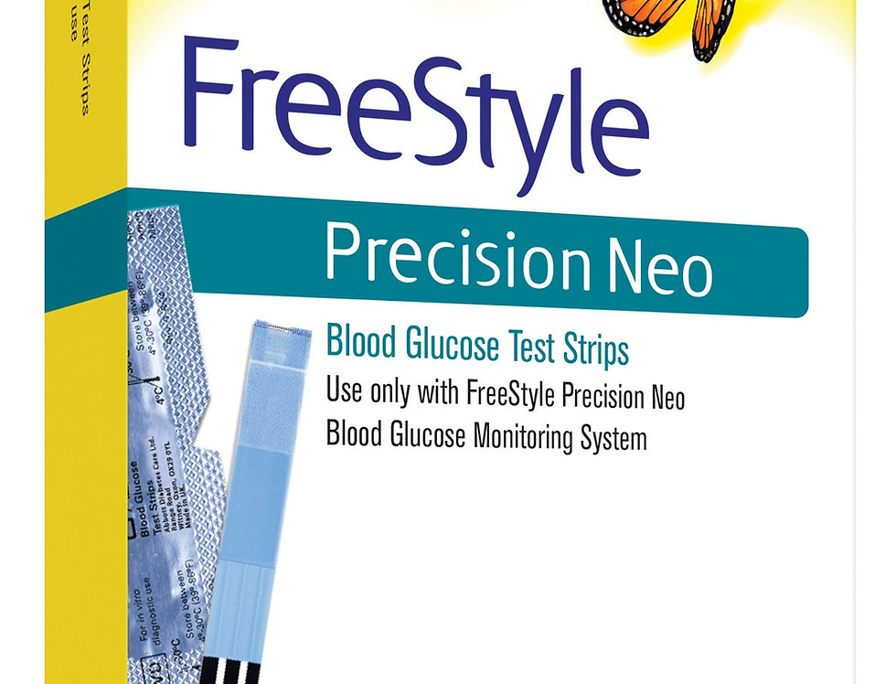 FreeStyle Precision NEO 50 CT Test Strips