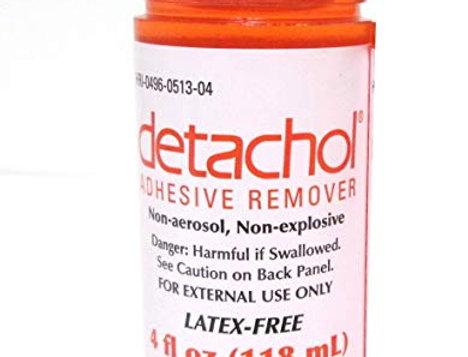 Detachol Adhesive Remover (4 fl oz)