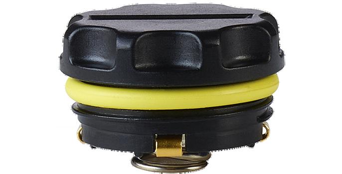 Battery Cap, IR 12xx, Black