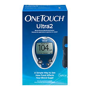 124. Lifescan One Touch Ultra 2 System K