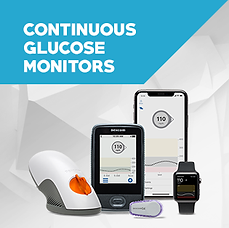 Continuous Glucose Monitors - Shop CGM Products