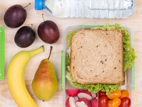 Back to School - What's for Lunch?