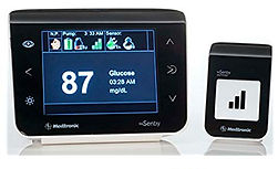 193. Medtronic mySentry Remote Glucose M