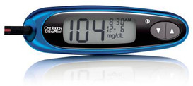 116. OneTouch UltraMini Glucose Monitori