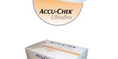 ACCU-CHEK Ultraflex 1 6mm/60cm 10/Box