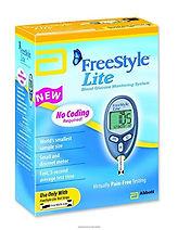 122. Abbott FreeStyle Lite System Kit.jp