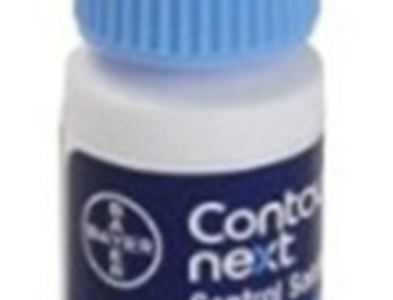 Contour Next Control Solution 1 Box