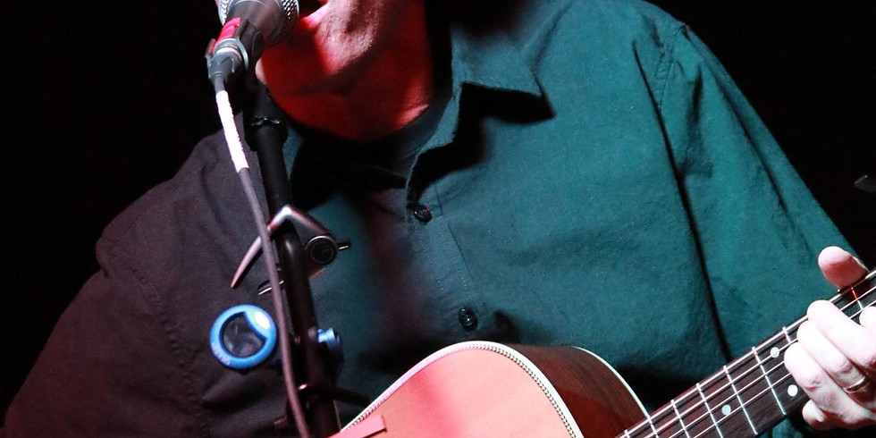 An Evening of Songs and Stories with Calvin Downer