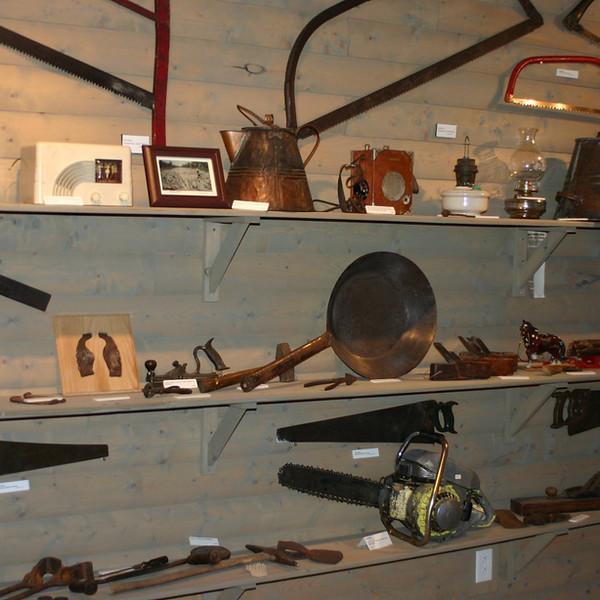 Logging Room