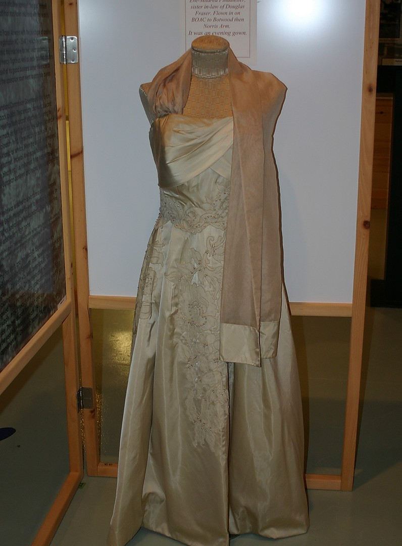 1930's Evening Gown