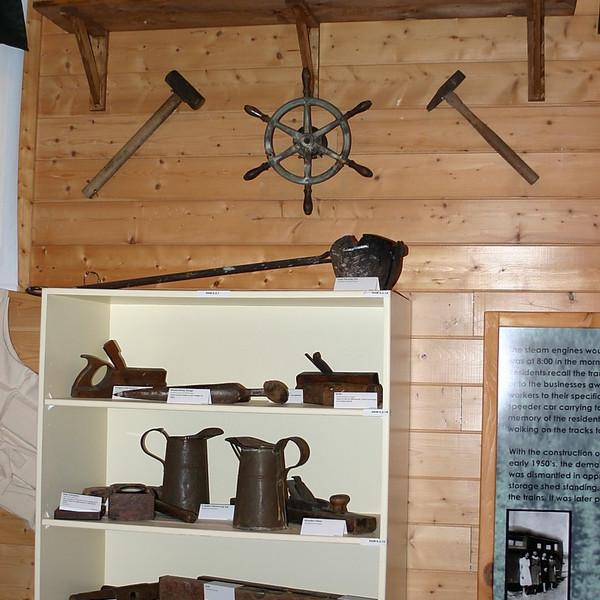 Shipbuilding Artifacts