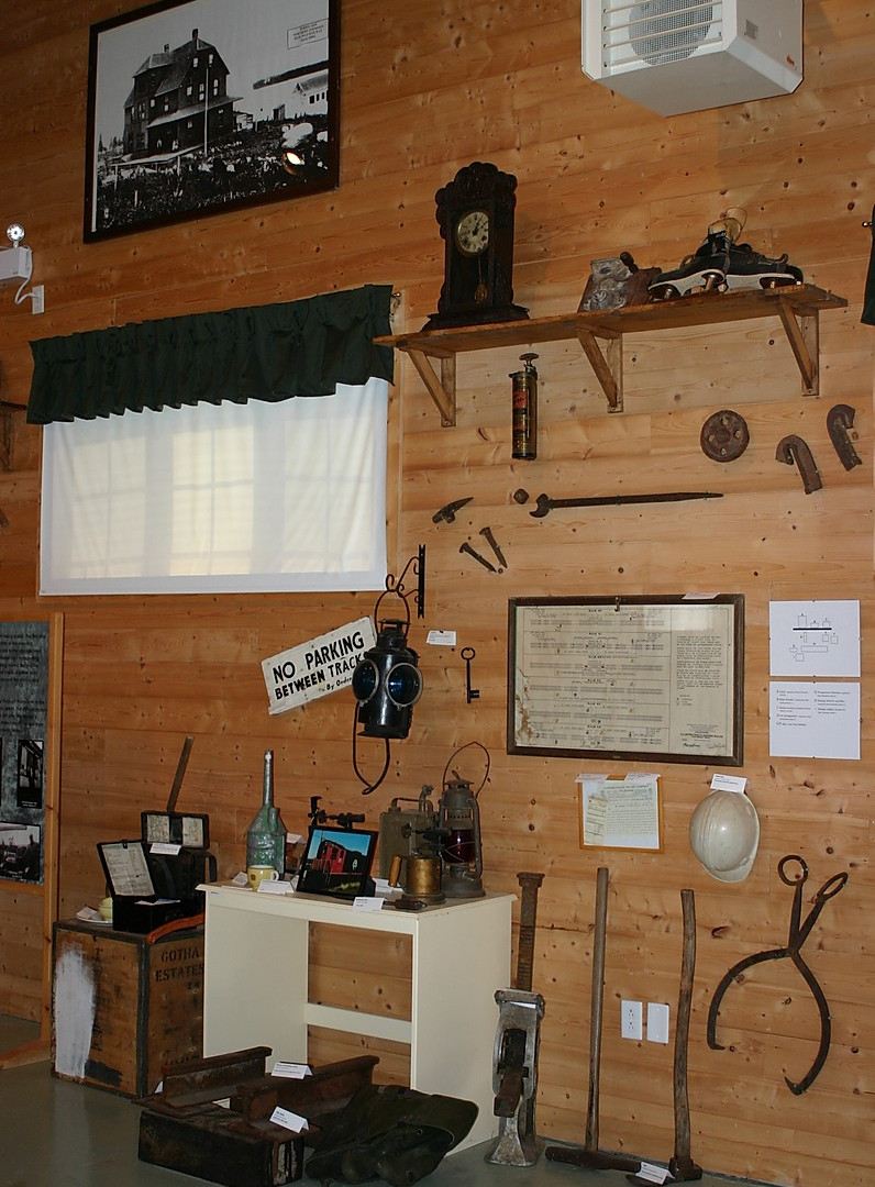 Railway Exhibit
