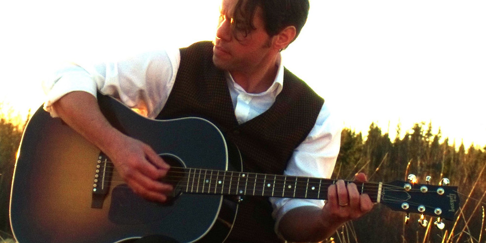 Songs and Stories with Terry Penney
