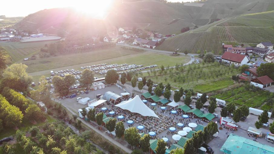 Auch 2021 kein Durbacher Weinfest