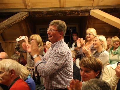 Pressestimmen NachLESE 2017 - Einfach genial: Besucher der Durbacher Nachlese begeistert
