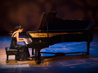 Weltklasse-Pianistin Katie Mahan bringt Gershwin nach Durbach