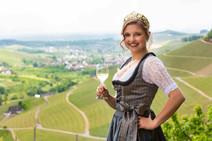 Sina Erdrich über ihr Jahr als Durbacher Weinprinzessin