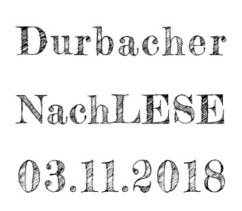 7. Durbacher NachLESE 2018