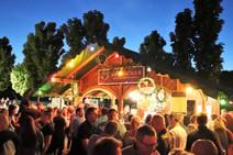 Tausende Besucher kamen am Wochenende zum Durbacher Weinfest