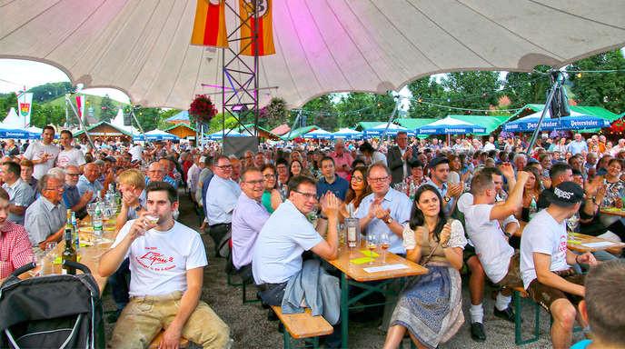 Besucherrekord beim 57. Durbacher Weinfest
