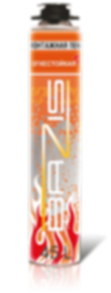 BAZIS | Профессиональная монтажная огнестойкая пена