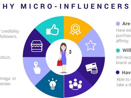 Perché i micro influencers rappresentano una strategia vincente