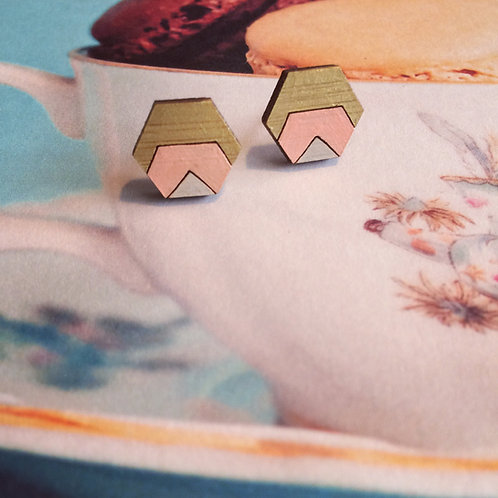 Triple Hexagons