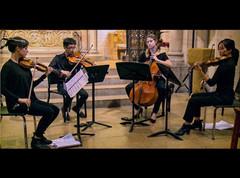 """""""INFRASTRUCURES"""" for string quartet: Premiere"""