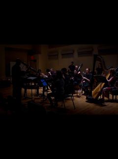 Graduate Recital at MSM