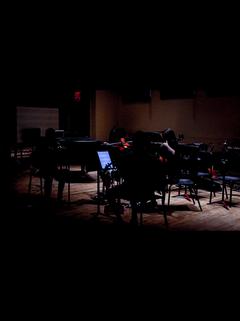 """""""INFRASTRUCTURES"""" for string quartet at MSM"""