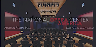THROUGH THE NOISE Concert at Opera America