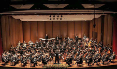 """""""Eclosion"""" recorded by the EAFIT Symphony Orchestra"""