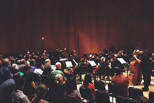 """""""Behind a wall of illusion"""" premiered by Orchestra of St. Luke's"""