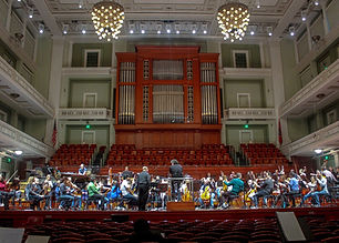 """""""Mirrors in the Void"""" by the Nashville Symphony"""