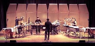 """Premiere """"Cristales de Mercurio"""" for Percussion Trio"""