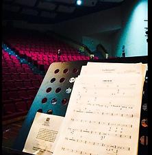 "Premiere ""Orión III"" for Large Wind Ensemble"