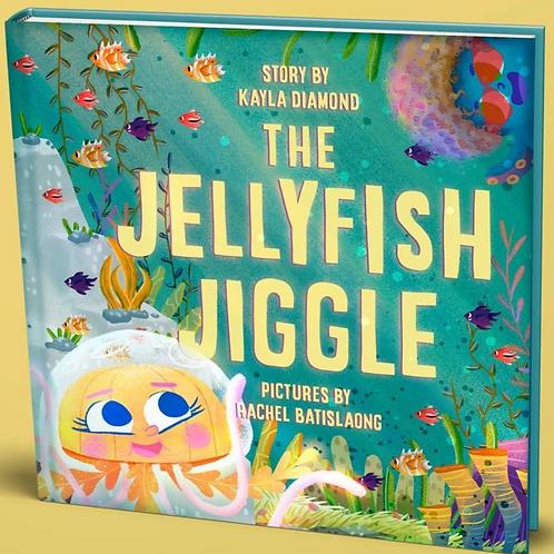 THE JELLYFISH JIGGLE by Kayla Diamond