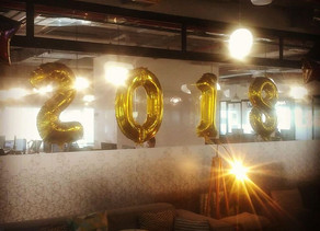 Milestones and New Goals in 2018