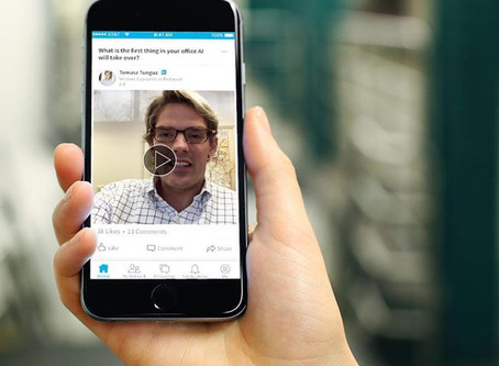 Native Video Is Finally Coming To LinkedIn