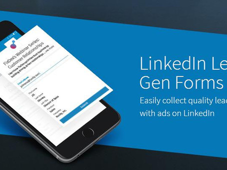 What are LinkedIn Lead Generation Forms?