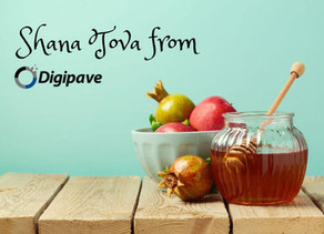 Shana Tova From Digipave