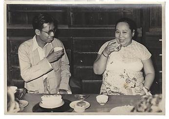 ビルマ使節団来訪