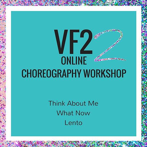 VeraFlow Choreography Workshop - VF2 - 2