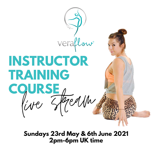 LiveStream Training 2 x 1/2 days: Sunday 23rd May and 6th Jun 2021