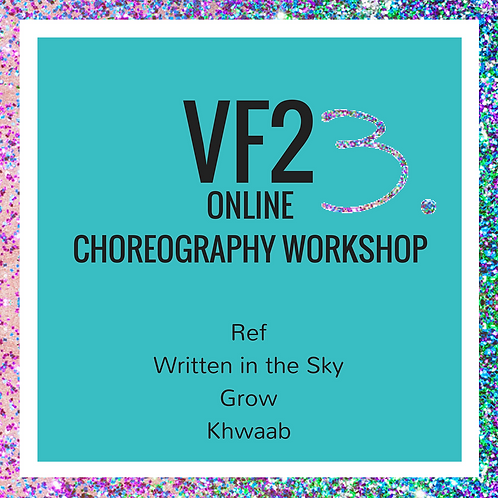VeraFlow Choreography Workshop - VF2 - 3