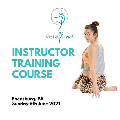 VeraFlow Instructor Training Course - Blended learning - PA, USA