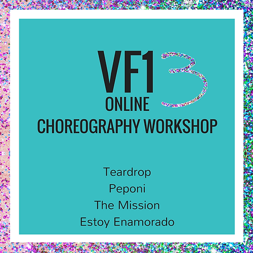 VeraFlow Choreography Workshop - VF1 - 3