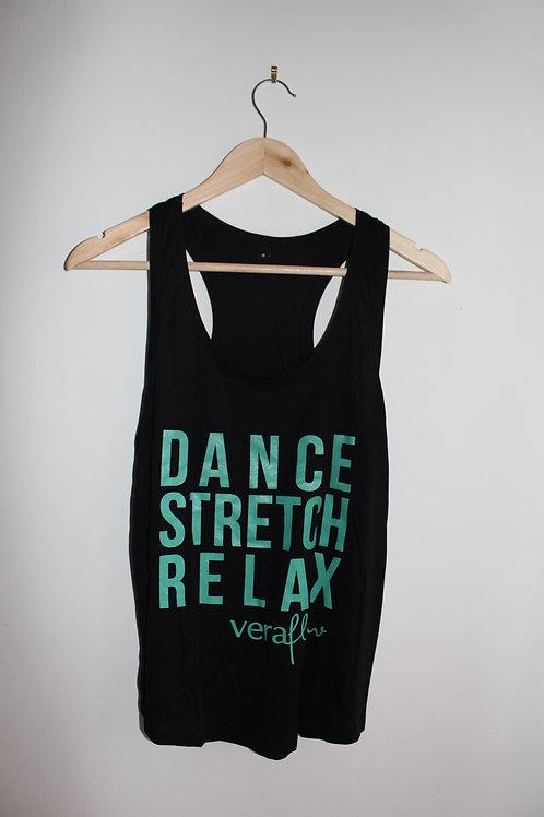 Dance Stretch Relax flowy Racerback