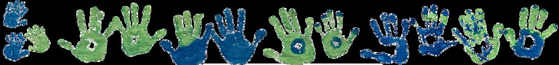 Handprints for Village of Hope